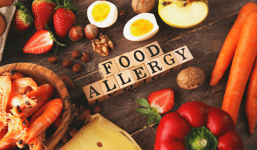 food allergy feature image